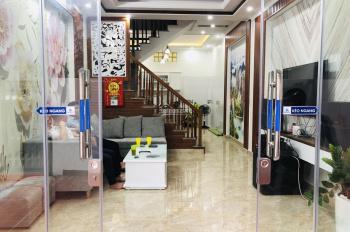Nhà Phủ Thượng Đoạn - Hải An (45m2 * 4 tầng) khung cột, mặt ngõ 3m, ô tô đỗ cửa (giá 1,85 tỷ)