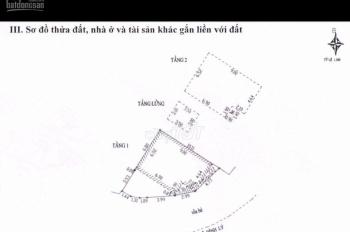 Cho thuê nhà 2 tầng 2 mt Lê Đình Lý - Nguyễn Hữu Thọ (đồng binh vào sân bay).