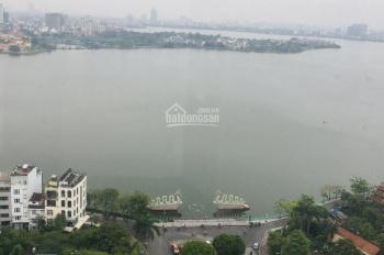Chính chủ cần bán căn hộ toà nhà D' EL Dorado 1, tầng 20, ngắm trực diện Hồ Tây, đẹp nhất Hà Nội
