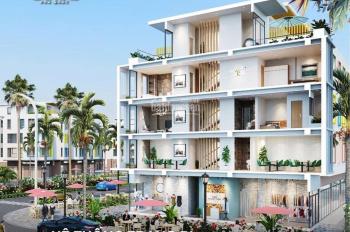 Bán nhà phố dự án Meyhomes Capital Phú Quốc, nhà phố Nam An Thới Phú Quốc giá 6.9 tỷ, DT 180m2