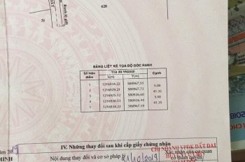 Chính chủ cần bán lô đất tại xã Tân An Hội (thị trấn Củ Chi), huyện Củ Chi, TP. HCM - 091881914