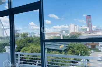 Cho thuê mặt bằng làm văn phòng đường Thái Nguyên Nha Trang, Lầu 3, DT 110m2, giá 8tr/tháng
