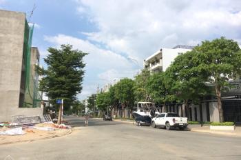 Cần bán đất MT lô góc đường 18m hướng Đông Nam KDC Đại Phúc Bình Hưng Bình Chánh, giá: 60tr/m2