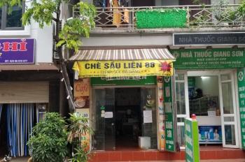 Sang nhượng quán Chè Sầu Liên, số 6 ngõ 18 Nguyễn Cơ Thạch, Nam Từ Liêm, đang làm ăn tốt