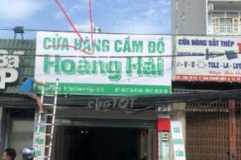 Cho thuê nhà 5x25m mặt tiền đường Tô Ký, phường Tân Chánh Hiệp, Q12, 18tr/tháng, 0961 50 8033