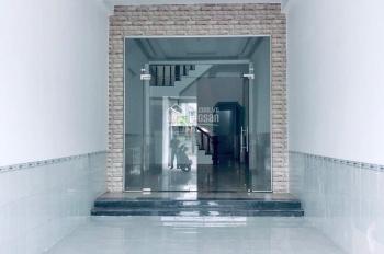 Nhà 1 trệt 1 lầu, mặt tiền đường ĐT 767, thuận tiện mua bán kinh doanh