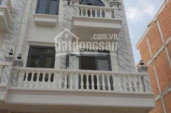 Chính chủ bán nhà sổ hồng riêng, 1 trệt 3 lầu DT 190m2, đường Tây Lân, LH 0947935509