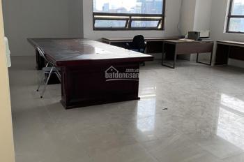 Cho thuê VP tòa nhà nhà N07B2 Thanh Bình Dịch Vọng mặt đường to đỗ ô tô rộng rãi 222.610 đ/m²/th