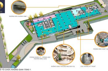 Bán căn hộ làng đại học Thủ Đức, căn hộ sắp bàn giao chỉ 940 triệu/căn, đối diện bến xe Miền Đông