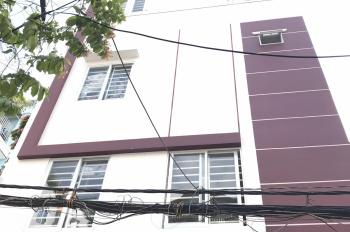 Bán nhà xe hơi 7 chỗ, 7x5m, 1 trệt 4 lầu Đinh Tiên Hoàng, P1, Bình Thạnh, giá 4.85 tỷ TL