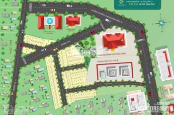 Mở bán đợt đầu KDC Saigon West MT đường Tân Kỳ Tân Quý, Bình Tân giá chỉ 2.8 tỷ/60m2, sổ hồng riêng
