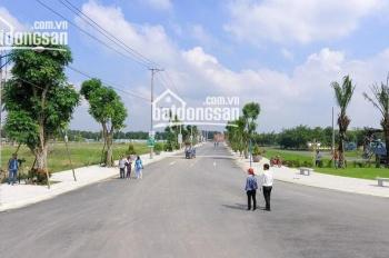 Bán đất MT QL51, Tam Phước, Long Thành, Đồng Nai DT-100m2 giá 14-20tr/m2 sổ hồng riêng 0797628956