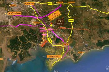 Phú Mỹ Gold City, nơi đầu tư an toàn nhất