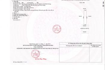 Bán đất KDC Vsip 1 P. Bình Hòa, TP, Thuận An, T. Bình Dương