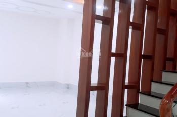Bán nhà Hưng Phú gần cầu Chánh Hưng, DT 4 x 16m, sổ hồng riêng, nhà 1 trệt 3 lầu 1 lửng. NH vay 75%