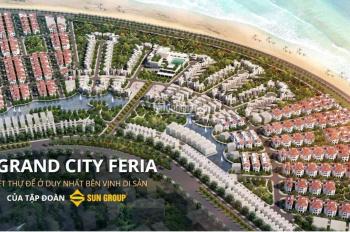 Mới mở bán quỹ căn biệt thự Feria cực đẹp view biển trực tiếp từ CĐT, liên hệ giữ chỗ 0989624393