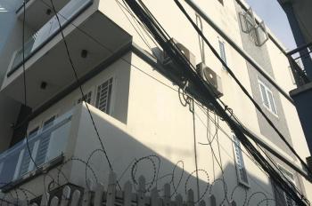 Bán nhà 2 MT HXH Nguyễn Kiệm, Phan Đăng Lưu, P4, 75m2, 4 tầng, 8,2 tỷ LH 0705692222