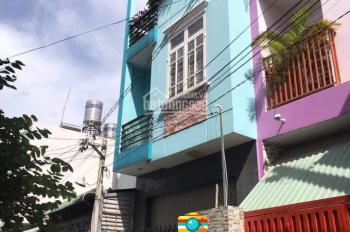 Bán nhà phường Trường Thọ, đường số 11. Nhà 3 tấm 67m2, HXH 5m thông