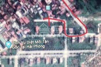 Chính chủ cần bán 2 lô đất đấu giá tái định cư Vườn Mơ - Đông Hải 1 - Hải An - Hải Phòng