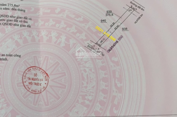 Nhà có lô đất bán 6x39m ở Bến Cát thổ cư sổ hồng riêng, giá bán 530tr. LH 0962739163 xem sổ