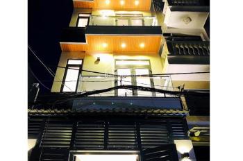 Cần tiền bán nhà đường M1, gồm 1 trệt, 3 lầu quận Bình Tân, có sổ hồng, bao công chứng
