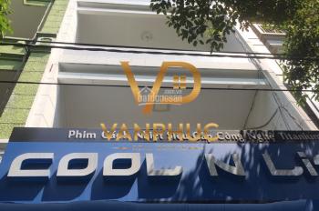 Cho thuê nhà đường Gò Dầu - diện tích 4x20m, 1 trệt lửng 3 lầu