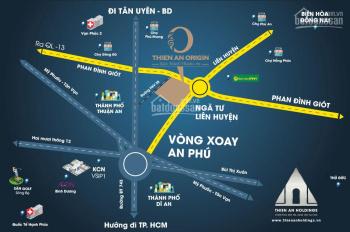 Dự án Thiên An Origin thanh toán chỉ 523 triệu - ngân hàng hỗ trợ tới 70%, miễn lãi trong 4 tháng