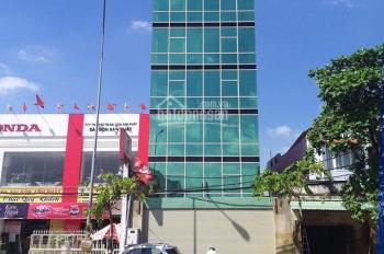 Bán nhà mặt tiền 1 trệt 6 lầu đường Hà Huy Giáp, Quận 12, giá 28 tỷ, LH 0938621446 Nguyễn Kim