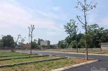 Đất nền Hòa Lạc sổ đỏ trao tay - khu CNC, sát nhà máy in tiền, từ 500 - 800tr/lô, LH: 08.6789.3889