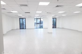 Văn phòng quá đẹp trên tầng 6 trong tòa VP 8 tầng tại Yên Lãng. DT 110m2 giá chỉ 135 nghìn/m2