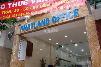 Văn phòng Tân Bình/mới 100%, kế ETown Cộng Hòa, P.13. DT: 30-200m2 giá từ 7tr, có hầm, thang máy