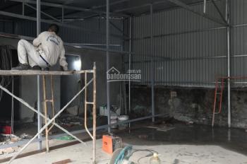 Cho thuê kho xưởng Giải Phóng, Hai Bà Trưng diện tích 150m2 giá 90 nghìn/m2/th