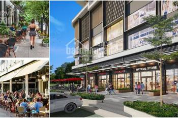 Bán shophouse Thảo Điền, 105m2, căn góc 2 mặt tiền