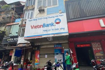 Chính chủ cho thuê nhà mặt tại Bạch Mai