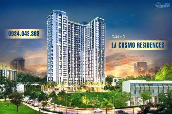 Căn hộ thiết kế lửng, bàn giao hoàn thiện, sở hữu lâu dài ngay Hoàng Văn Thụ - Út Tịch, 45 triệu/m2