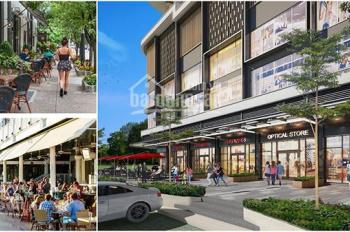 Bán Shophouse Q2 Thảo Điền, 105m2, vị trí vàng gần trạm metro