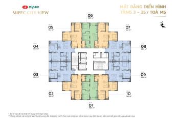 Chính chủ cần bán căn 07 M5 Mipec City View - LH: 0979 731 196