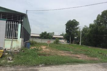 Đất ngộp Củ Chi cần bán với giá rẻ, 225m2, giá 1 tỷ 6, thổ cư sổ riêng. Gần khu công nghiệp