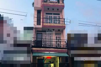 Nhà mặt tiền Văn Thân 5x18m, 3 lầu đúc thật