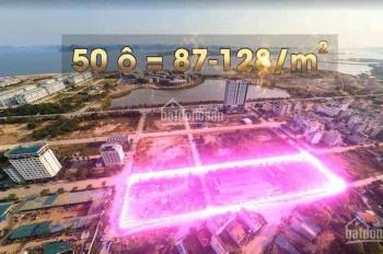 Bán đất nền liền kề, khách sạn có sổ trung tâm Hùng Thắng, Bãi Cháy, Hạ Long 0989630686