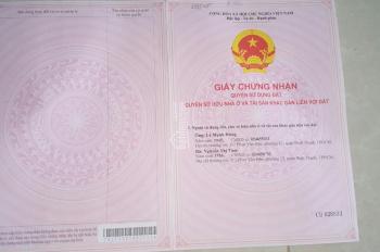 Chính chủ cần bán lô đất khu Huy Hoàng phường Thạnh Mỹ Lợi, Q2, dt: 8x20m giá 90tr/m2