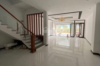 Cho thuê nhà liền kề Hải Phát Plaza, Nam Từ Liêm, DT 85m2 * 5 tầng, mặt tiền 5,5m
