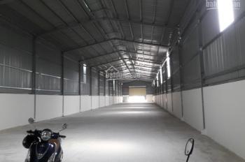 Cho thuê nhà xưởng nằm ngay vòng xoay An Phú, Thuận An, Bình Dương DT: 300m2 giá 20 triệu/tháng