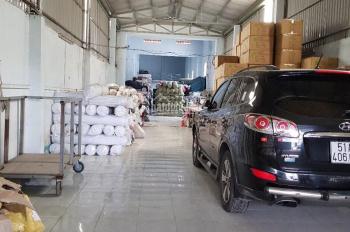 Cho thuê kho xưởng 400m2 ngã tư Nước Đá Nguyễn Ảnh Thủ