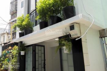 Chủ ngộp cần bán gấp nhà hẻm 125/ Vạn Kiếp, P3, Q. Bình Thạnh DT 40m2 sổ hồng riêng