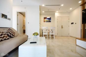 Cần cho thuê căn hộ 2PN, siêu rộng với NT đầy đủ tại Vinhomes giá chưa đến 21tr/th