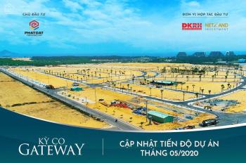 Giỏ hàng độc quyền dự án Kỳ Co Gateway, đất nền biển, sở hữu lâu dài. Booking tham quan dự án ngay