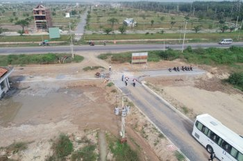 Giai đoạn 2 KDC Rạch Lào, MT Mễ Cốc, Q8, sổ hồng riêng, xây tự do. LH 0907896678