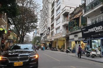 Bán mặt phố số 1 Hoàn Kiếm, Hai Bà Trưng 135m2, mặt tiền rộng 8.3m phố khách sạn, nhà hàng 72 tỷ