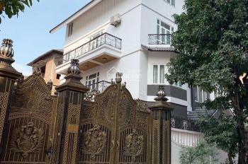 Cho thuê nhà biệt thự Mễ Trì, Nam Từ Liêm, Hà Nội. DT 250m2, 4 tầng, MT 10m giá 50tr/th